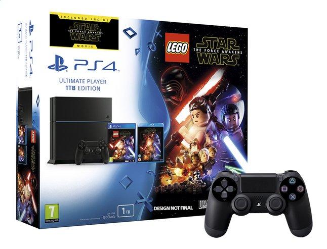 Image pour Sony PS4 console 1 To + Lego Star Wars incl. Blu-ray Le Réveil de la Force + 2ème manette à partir de DreamLand