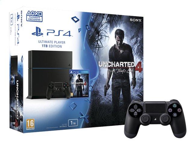 Image pour Sony PS4 console 1 To + Uncharted 4 A thiefs end FR/ANG + 2ème manette à partir de DreamLand