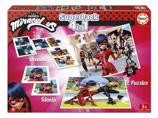 Image pour Miraculous - SuperPack 4 en 1 à partir de DreamLand
