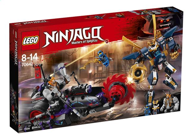 lego ninjago 70642 killow contre le samoura x dreamland. Black Bedroom Furniture Sets. Home Design Ideas