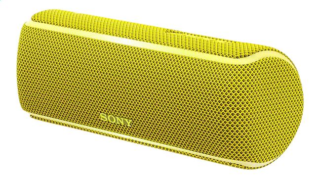 Sony luidspreker bluetooth SRS-XB21 geel