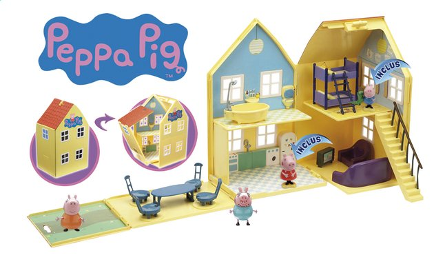 Peppa Pig Maison deluxe