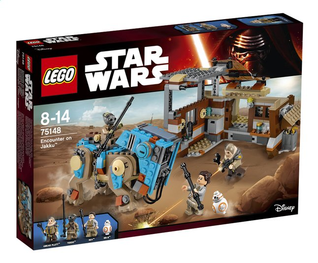 Afbeelding van LEGO Star Wars 75148 Encounter on Jakku from DreamLand