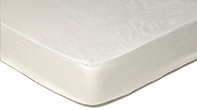 Image pour Sleepnight drap-housse ivoire en coton 200 x 200 cm à partir de DreamLand