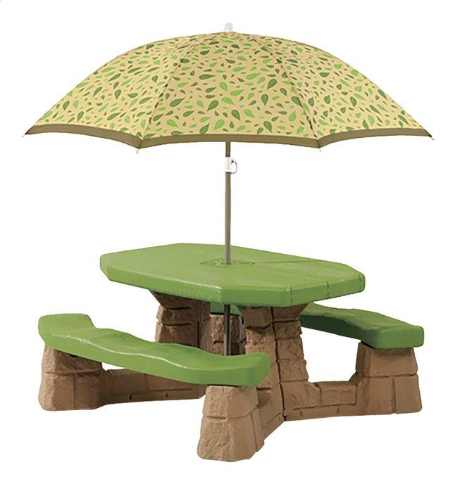 Step2 Table De Pique Nique Pour Enfants Naturally Playful Avec