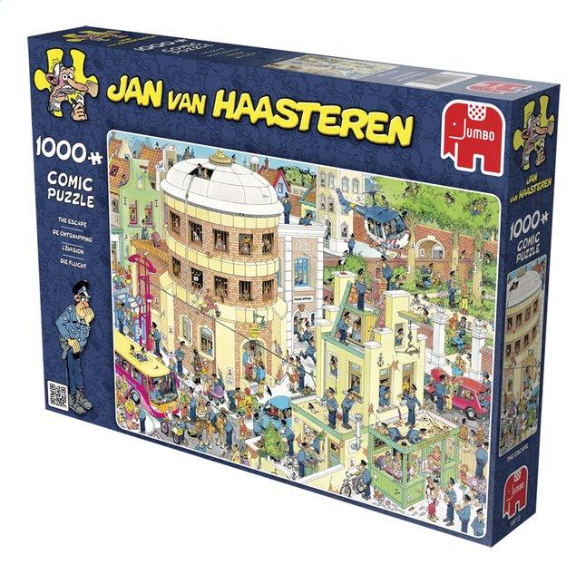 Image pour Jumbo puzzle Jan Van Haasteren L'évasion à partir de DreamLand