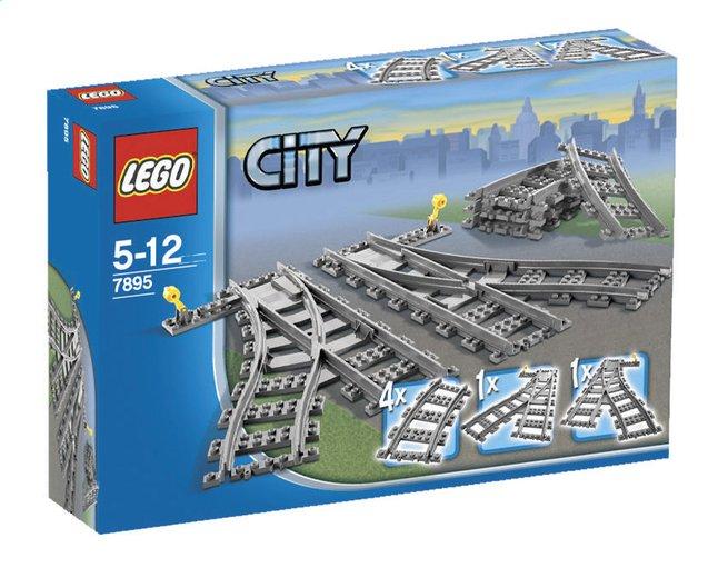 Afbeelding van LEGO City 7895 Wissels from DreamLand