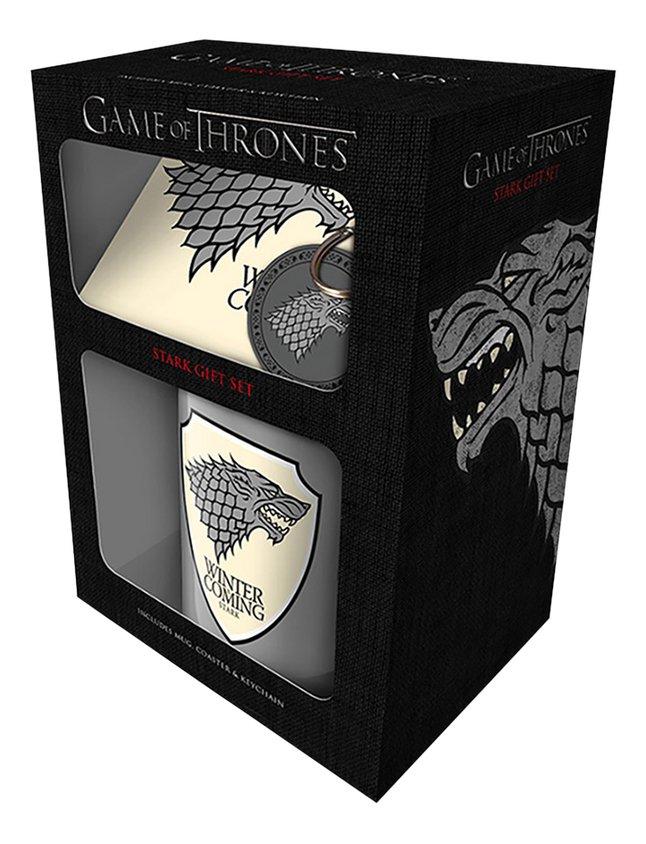 Afbeelding van Geschenkset Game of Thrones Stark from DreamLand