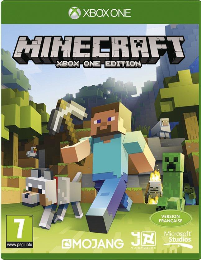 Image pour XBOX One Minecraft FR à partir de DreamLand
