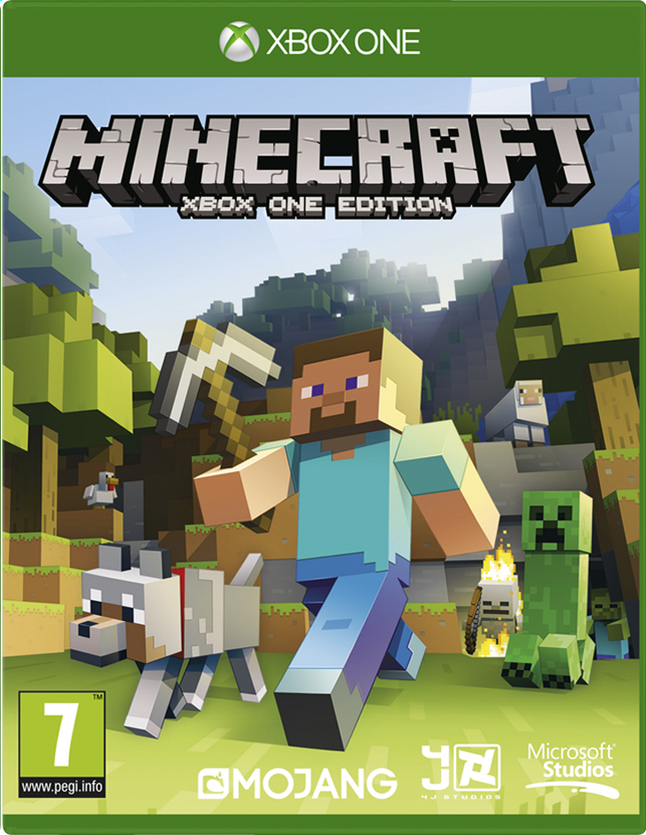 Afbeelding van XBOX One Minecraft ENG from DreamLand