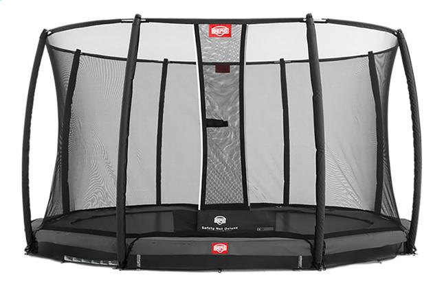 Image pour Berg trampoline enterré avec filet de sécurité Champion Inground Ø 4,30 m Grey à partir de DreamLand