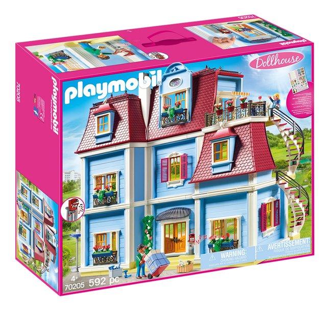 Image pour PLAYMOBIL Dollhouse 70205 Grande maison traditionnelle à partir de DreamLand