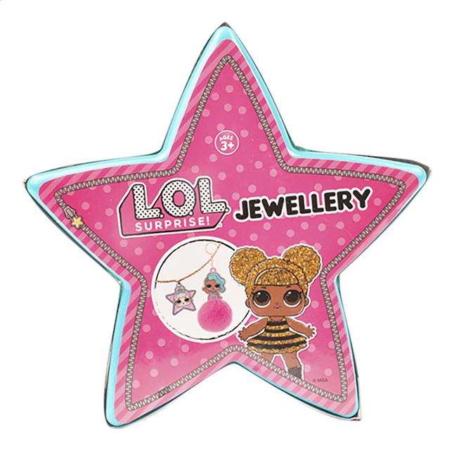 Afbeelding van L.O.L. Surprise Ster juwelendoosje met juwelen from DreamLand