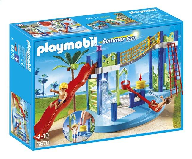 Image pour Playmobil Summer Fun 6670 Aire de jeux aquatique à partir de DreamLand