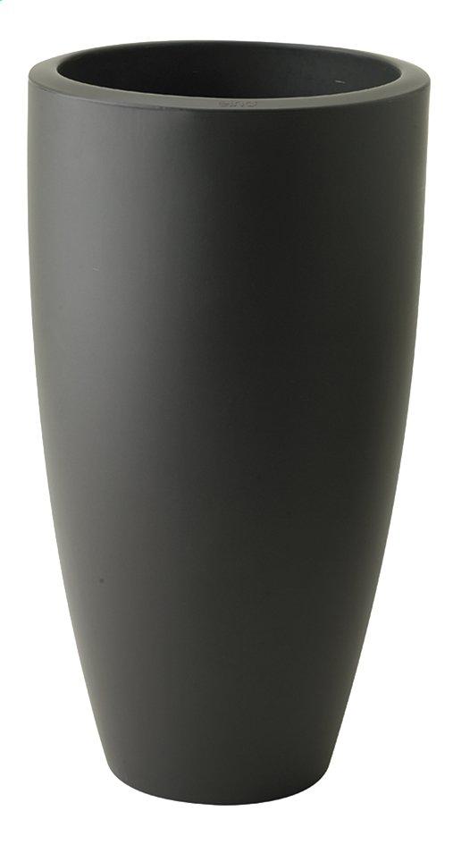Afbeelding van Elho bloempot Pure Soft round high antraciet diameter 30 cm from DreamLand