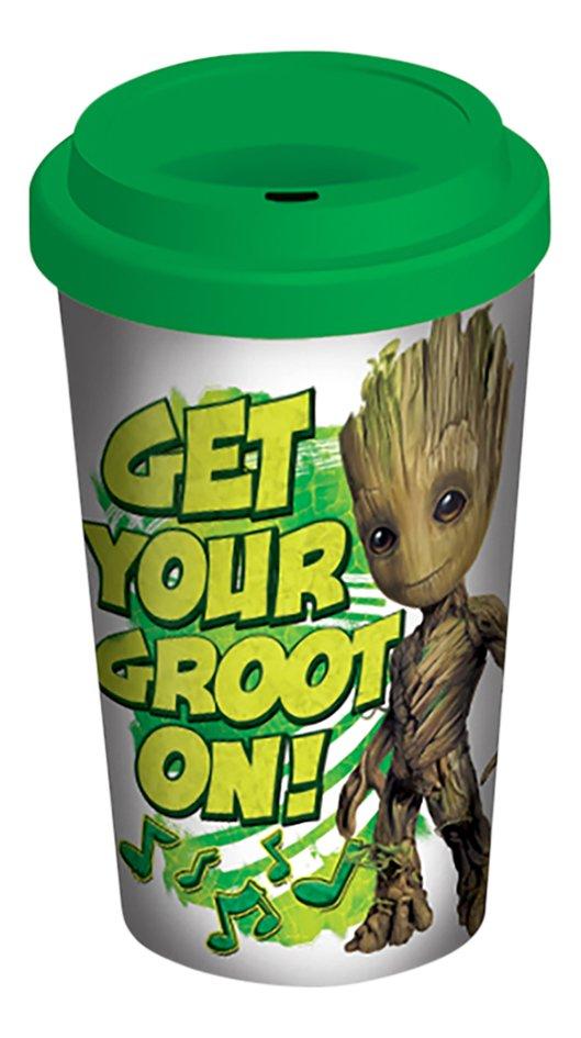 Afbeelding van Travel Mug Guardians of the Galaxy Groot from DreamLand