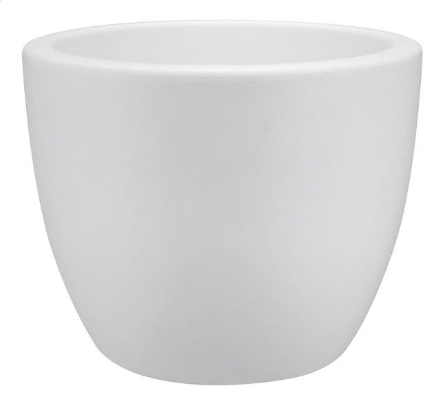 Afbeelding van Elho bloempot Pure Soft round white diameter 30 cm from DreamLand