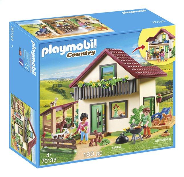 PLAYMOBIL Country 70133 Maisonnette des fermiers