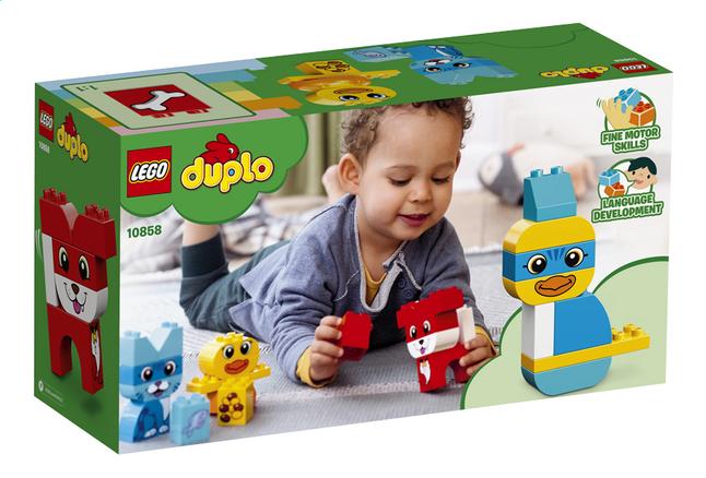 Afbeelding van LEGO DUPLO 10858 Mijn eerste puzzeldieren from DreamLand