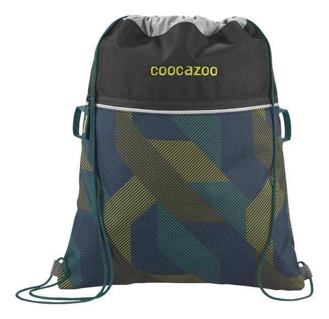 Coocazoo sac de gymnastique RocketPocket2 Polygon Bricks