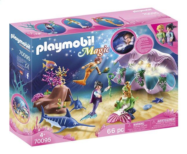 Image pour PLAYMOBIL Magic 70095 Coquillage lumineux avec sirènes à partir de DreamLand