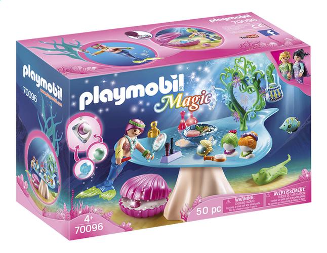 Image pour PLAYMOBIL Magic 70096 Salon de beauté et sirène à partir de DreamLand