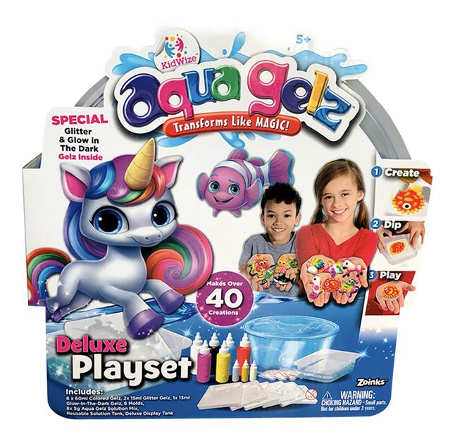 Afbeelding van Aqua Gelz Deluxe Playset from DreamLand