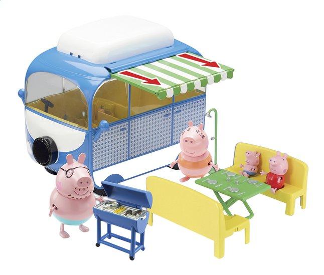 Afbeelding van Speelset Peppa Pig Camper from DreamLand