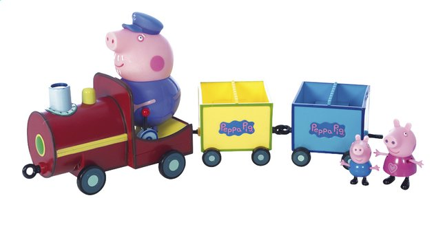 Afbeelding van Speelset Peppa Pig Trein from DreamLand