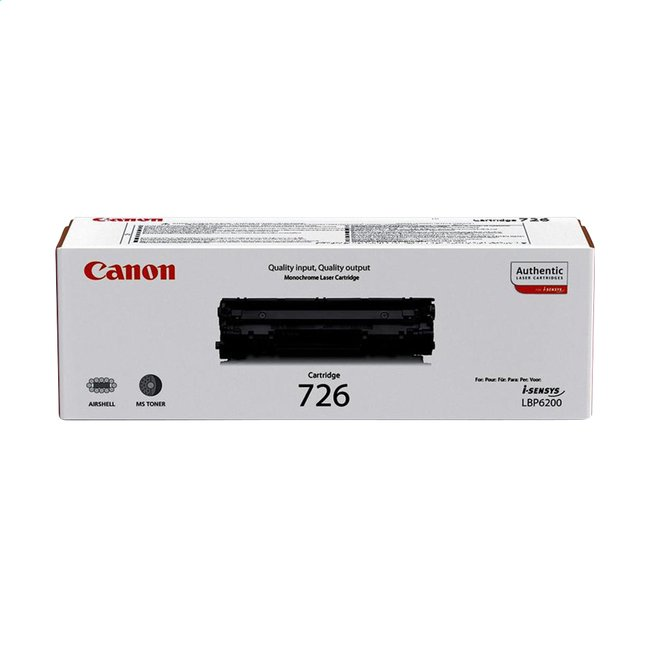 Afbeelding van Canon Toner CRG 726 zwart from DreamLand
