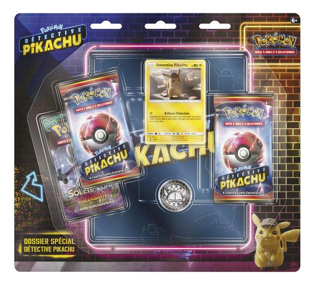 Image pour Pokémon JCC Dossier Spécial Détective Pikachu à partir de DreamLand