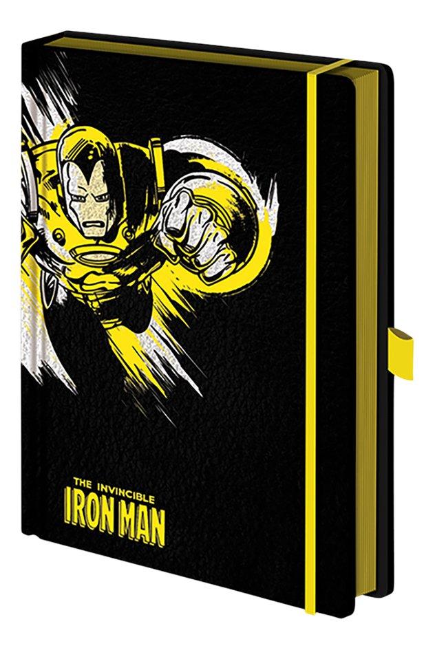 Afbeelding van Notitieboekje A5 Premium The Invincible Iron Man from DreamLand