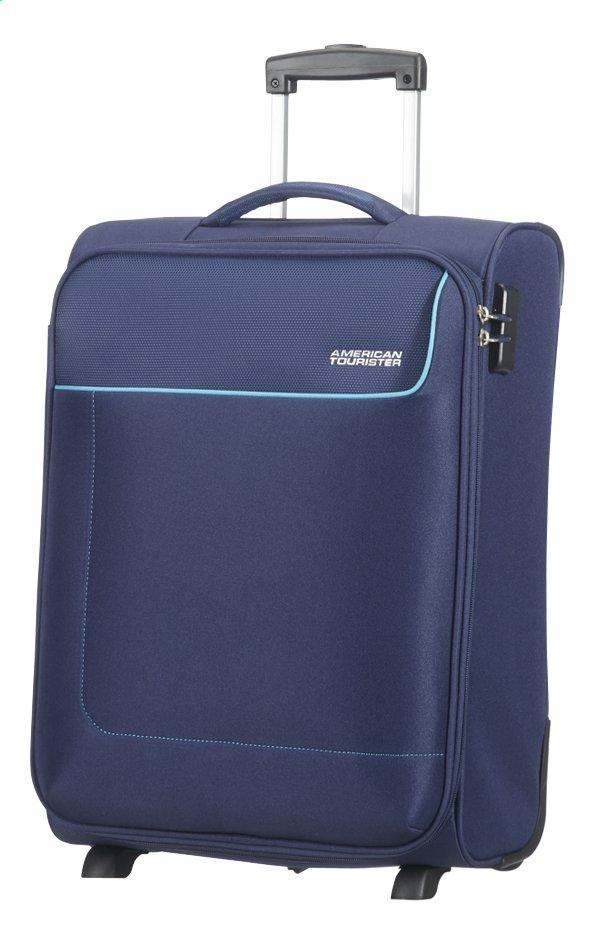 American Tourister Zachte reistrolley Funshine Upright orion blue 55 cm