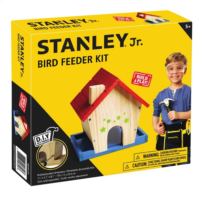 Stanley Jr. kit de construction Nichoir