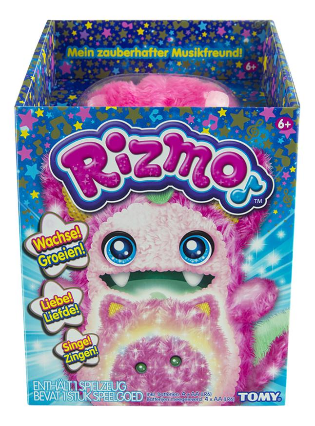 Interactieve knuffel Berry Rizmo NL
