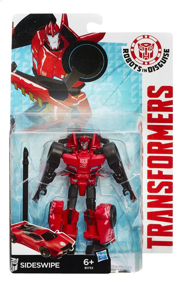 Afbeelding van Hasbro Figuur Transformers Robots in Disguise Deluxe Sideswipe from DreamLand