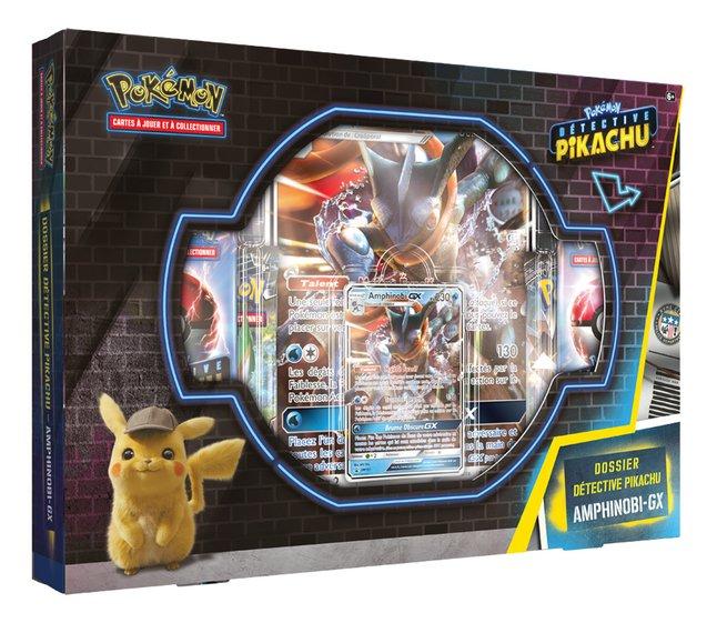 Image pour Pokémon JCC Détective Pikachu Dossier Amphinobi-GX à partir de DreamLand
