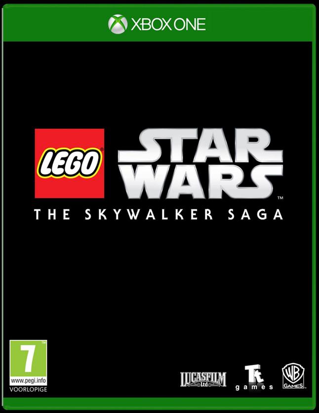 Xbox LEGO Star Wars The Skywalker Saga FR/ANG