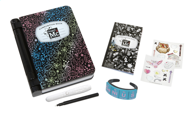 Afbeelding van Project Mc² A.D.I.S.N. Journal from DreamLand