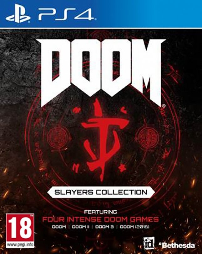 PS4 Doom Slayers Collection ENG