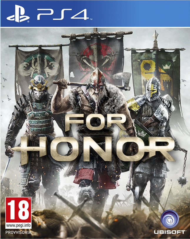 Afbeelding van PS4 For Honor ENG/FR from DreamLand