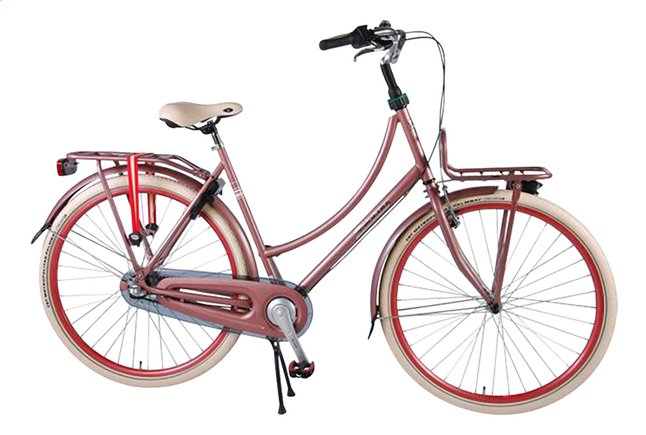 Salutoni citybike Excellent Nexus 3-Speed vieux rose 28