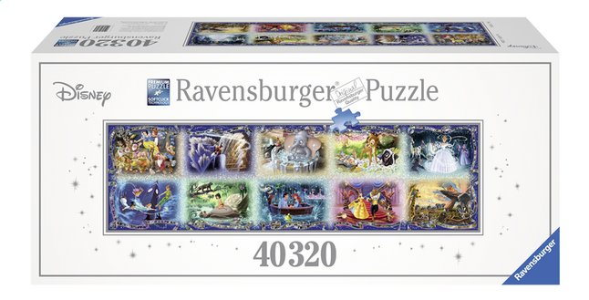 Afbeelding van Ravensburger Puzzel Disney - Een onvergetelijk Disney moment from DreamLand