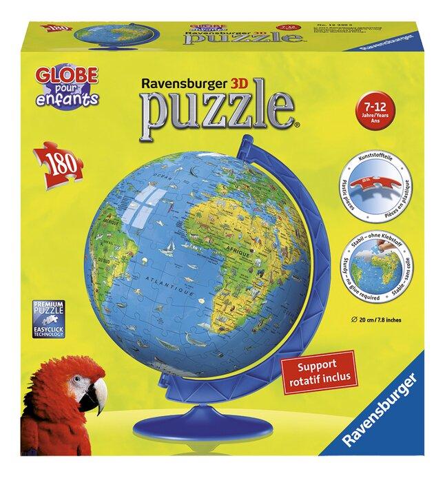 Image pour Ravensburger puzzleball XXL Mappemonde à partir de DreamLand