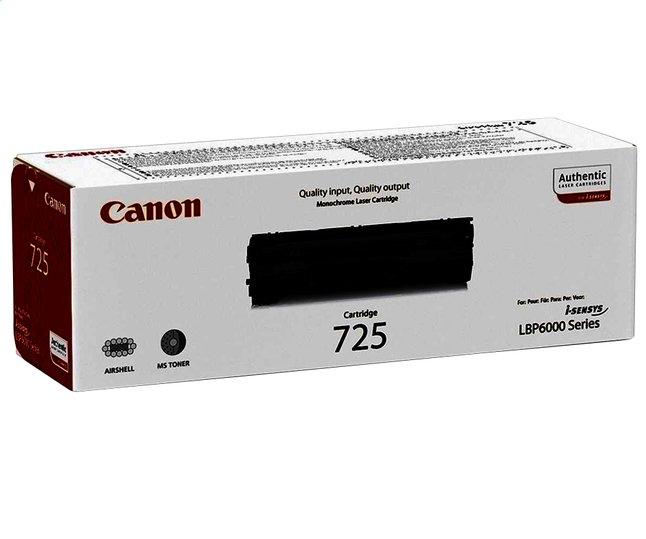 Image pour Canon toner CRG 725 noir à partir de DreamLand