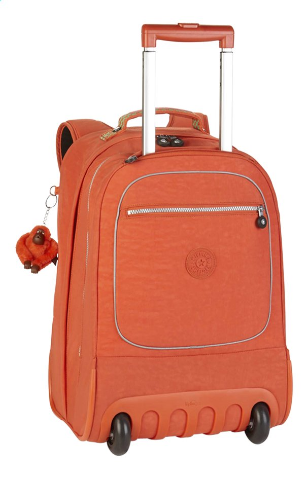 Afbeelding van Kipling trolley-rugzak Clas Soobin L Sugar Orange C from DreamLand