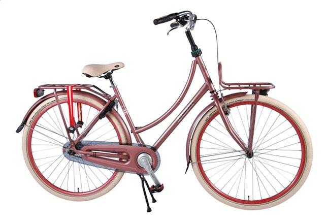 Afbeelding van Salutoni citybike Excellent oud roze 28