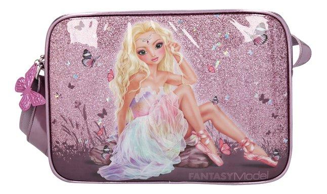 Schoudertas rechthoekig TOPModel Fantasy Model Ballet roze
