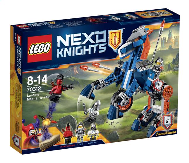 Afbeelding van LEGO Nexo Knights 70312 Lance's paard from DreamLand