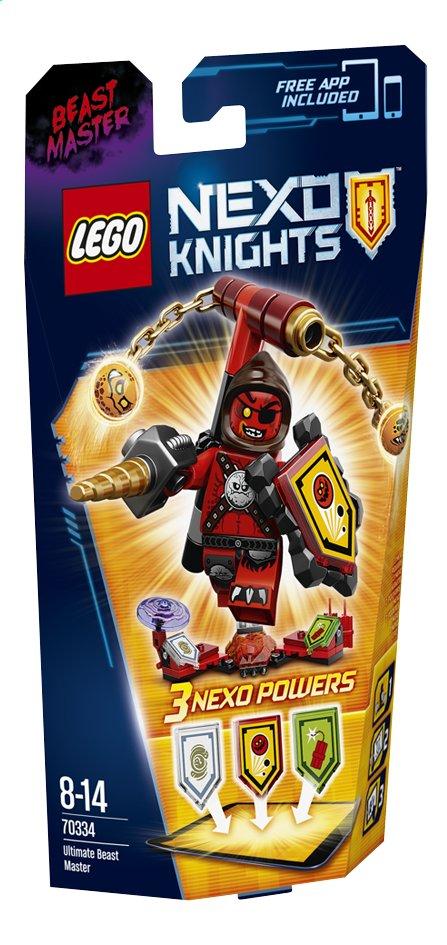 Image pour LEGO Nexo Knights 70334 L'ultime Maître des bêtes à partir de DreamLand